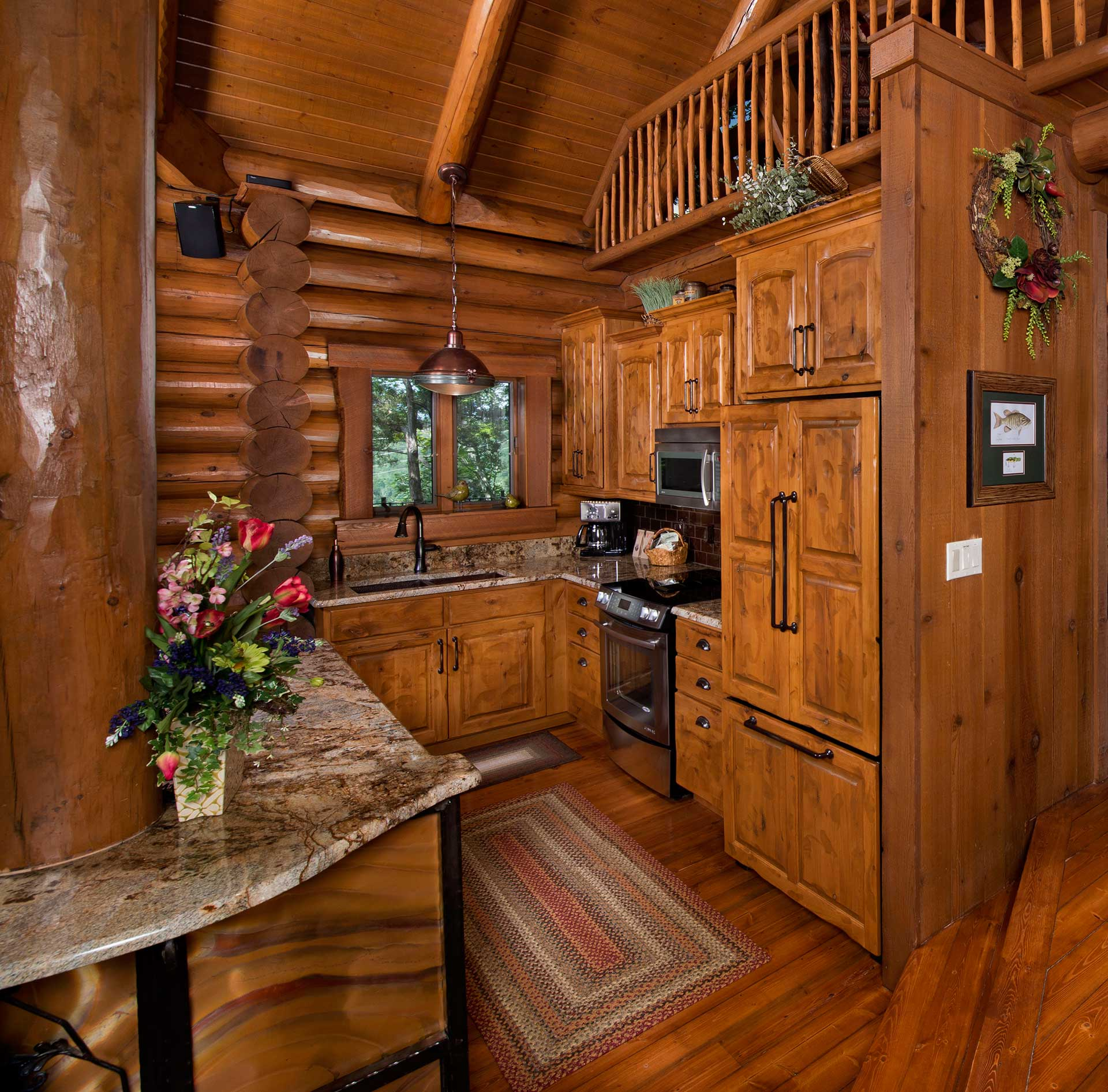 gallery the bluff house branson log cabins