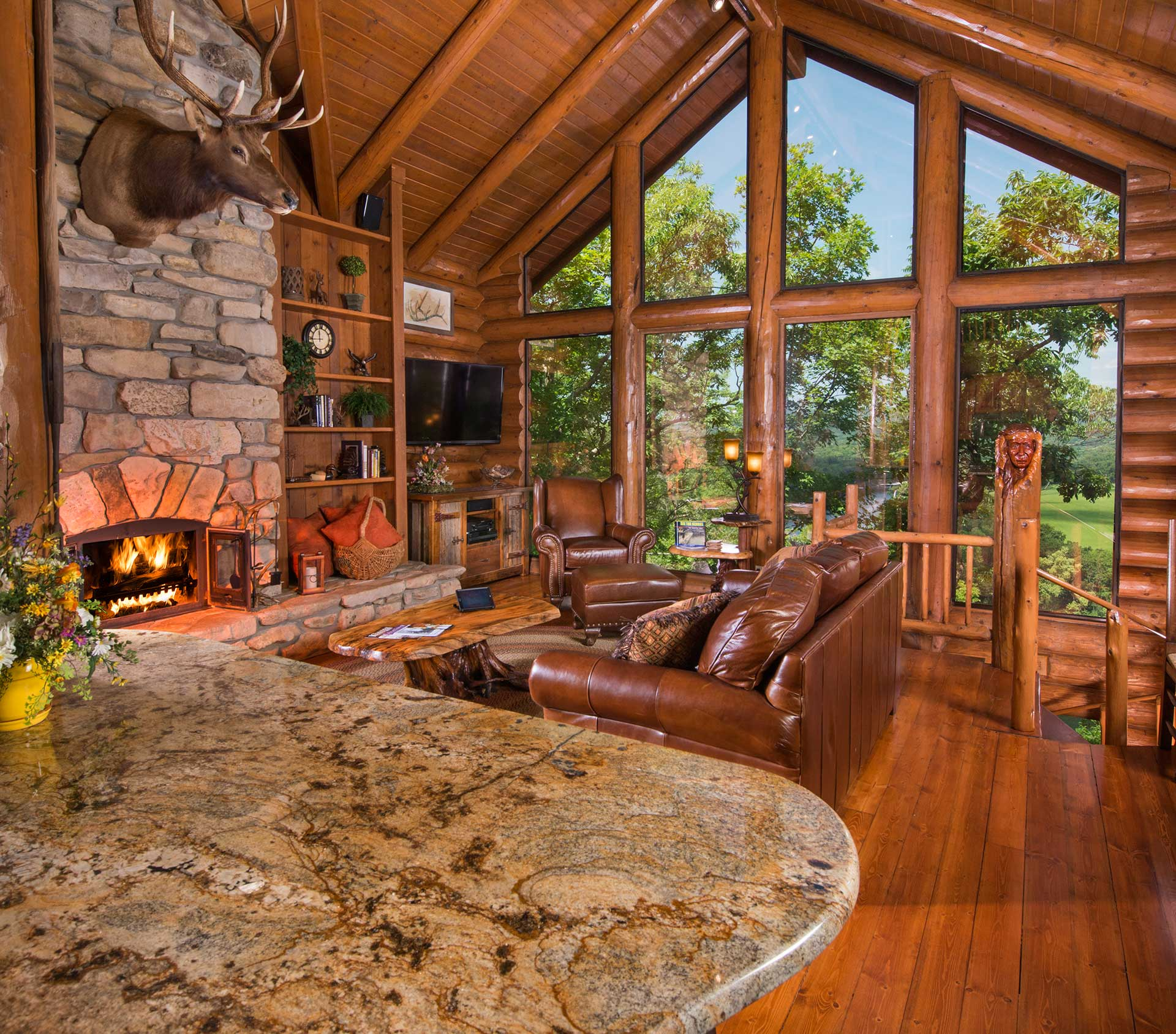 The Bluff House Photo Gallery